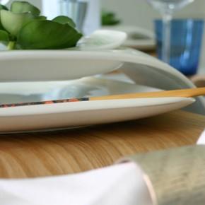 An elegant summer dinner – Creative table setting decoration tips