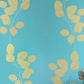 Love eco friendly designed wallpaper