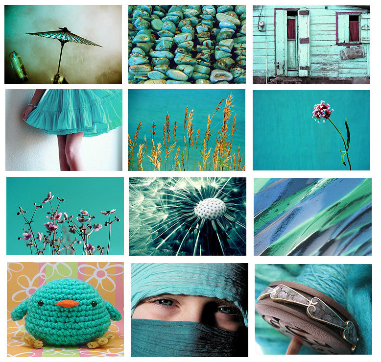 Beautiful Aqua Color For Home Inspiration And Creation