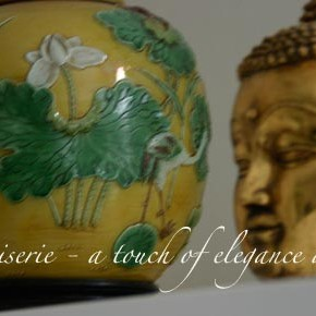 chinoiserie – a touch of elegance at home