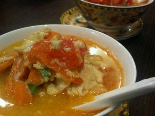 Easy healthy Chinese tomato and egg soup - ping living blog - Fashion ...