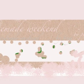 Handmade weekend