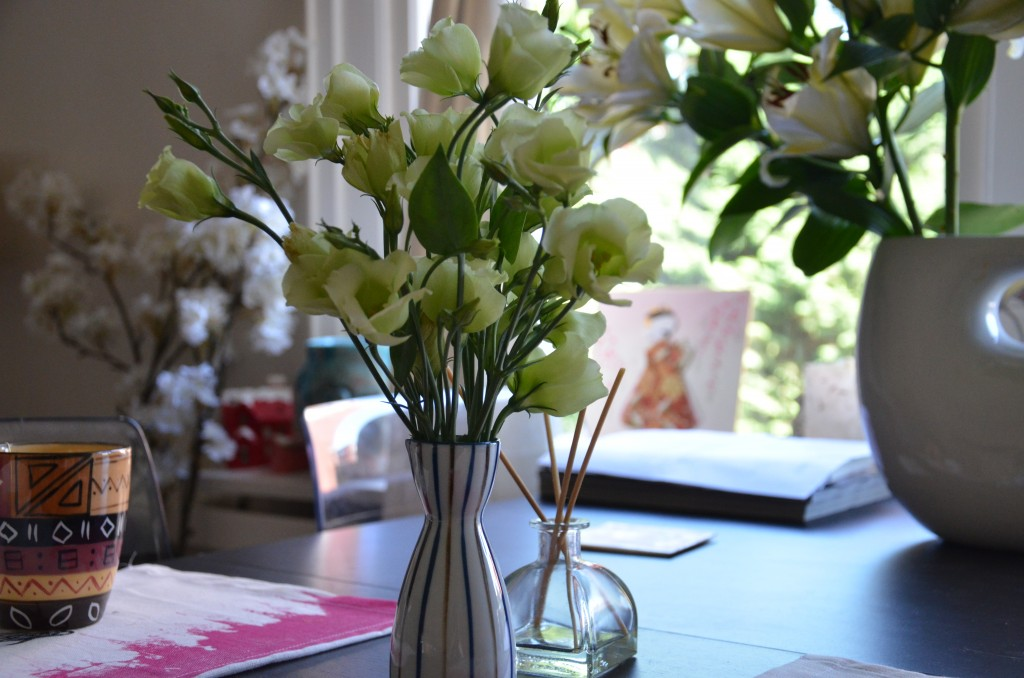Inspired spring flower decoration – A great way to refresh your home